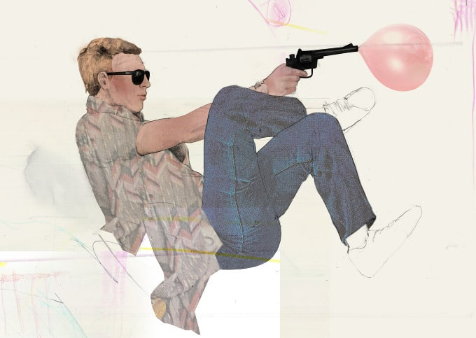 """Gunner"". (Photo Courtesy of Kathryn Macnaughton.)"