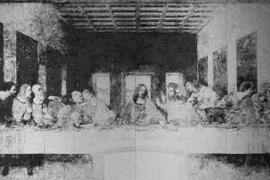 The Last Supper by Sagaki keita.