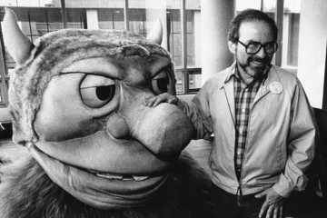 Sendak in 1985. (AP/File)