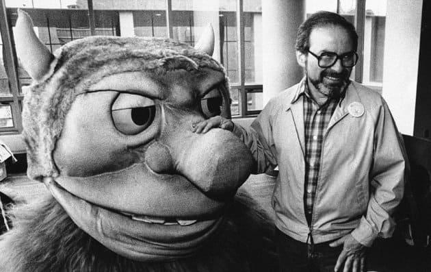 Sendak in 1985. (AP/File)