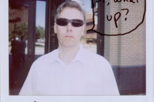 Adam MCA Yauch, photo taken August 16, 2007. (Photo Courtesy of Portroids)