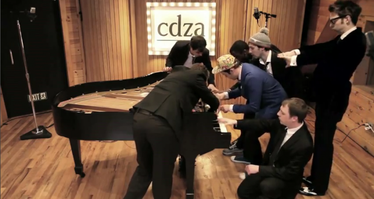 Pianists in Paris   cdza   YouTube