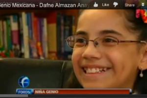 Dafne Almazan Anaya. (Screen shot by Quiet Lunch)