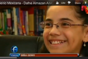 Dafne Almazan Anaya. (Screen shot by Quiet Lunch)