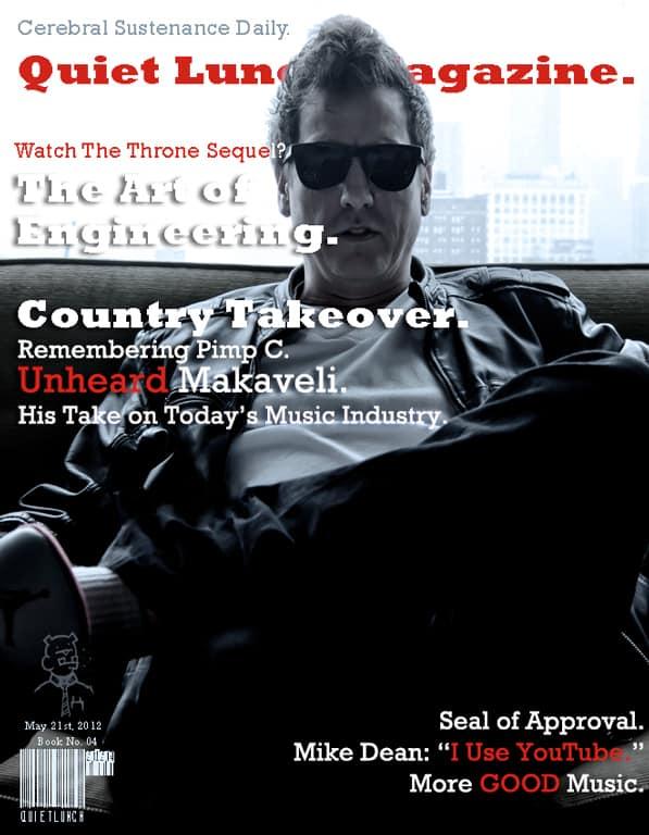 Cover Photo by NaShish Scott/Courtesy of Quiet Lunch Magazine.