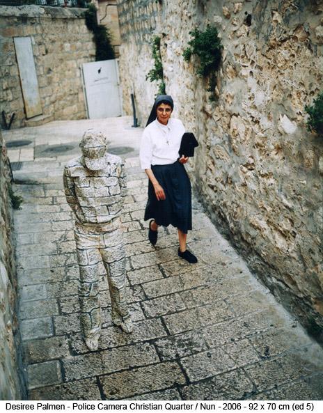Old City Suit 2007. (Photo Courtesy of Desiree Palmen)