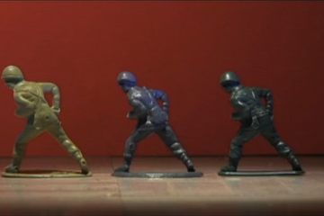 Choreography for Plastic Army Men on Vimeo