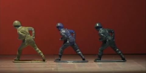 Choreography for Plastic Army Men on Vimeo