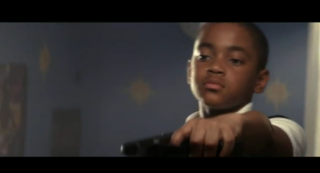 Official LUV trailer   a Sheldon Candis film