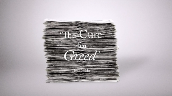 The Cure for Greed
