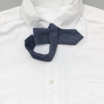 HOW TO TIE A BOW TIE  without hands getting in the way