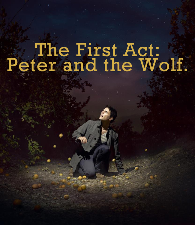 Quiet-Lunch-Magazine-feature---peter-and-the-wolf