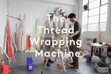 The Thread Wrapping Machine