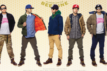 Billionaire Boys Club   Bee Line Fall Winter 2012 Lookbook