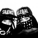 Black Scale Silence Is Illegal QL 2