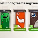 Quiet Lunch Great Case Giveaway