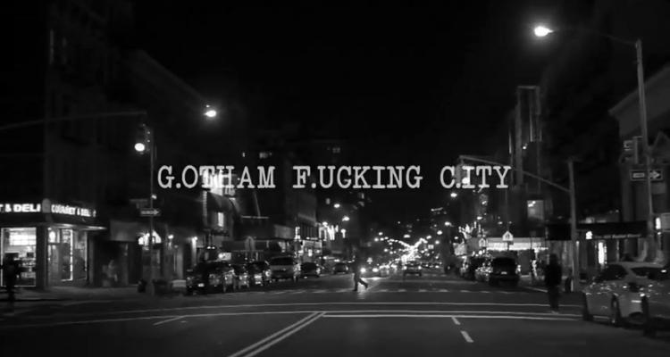 Smoke DZA  Ft. Joey Bada       Gotham Fucking City   Official Music Video    YouTube