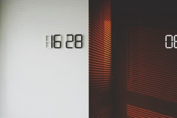 Intuitive LED Clock