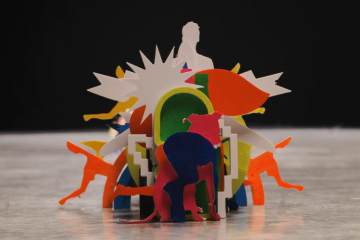 Shugo Tokumaru  Katachi  on Vimeo