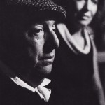 Pablo Neruda & Matilde Urrutia Courtesy of Sara Facio, 1972.