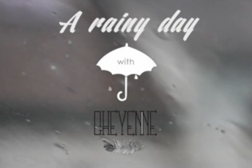 RAINY DAY Cheyenne
