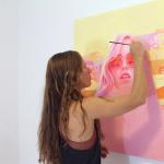 Jen Mann Painting Shole