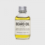 Prospector Co.   Burroughs Beard Oil