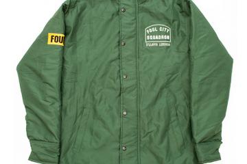 Yeti Head Jacket   Secret Castle Clothing