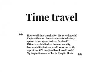 Flora Borsi Time travel
