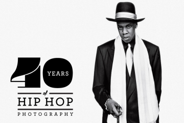 40 Years Of Hip Hop Photography