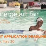 Emerge Art Fair 2014 Artist Application