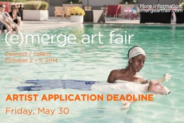 Emerge Art Fair 2014 Artist Application