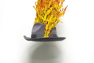 Schrodinger's Hat, 2012. | Shawn Smith.
