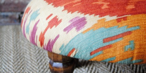 Quiet_Lunch_Magazine_Navajo Ikat Stool 2