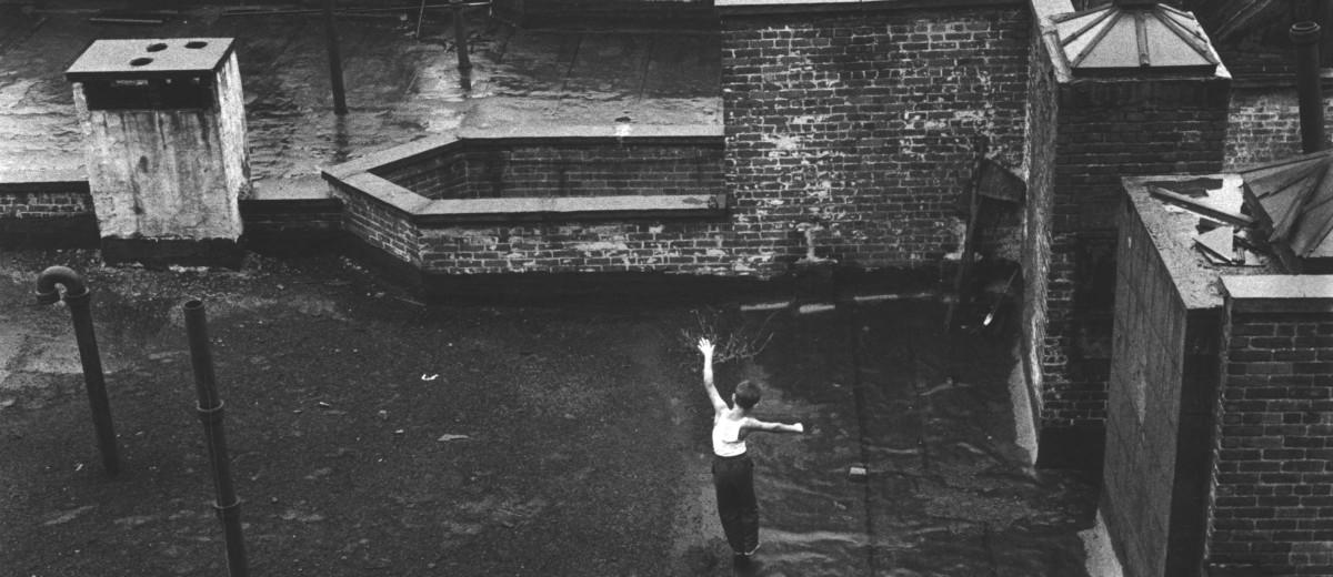 Arthur King,  Lyric Moment(1), NYC, 1957