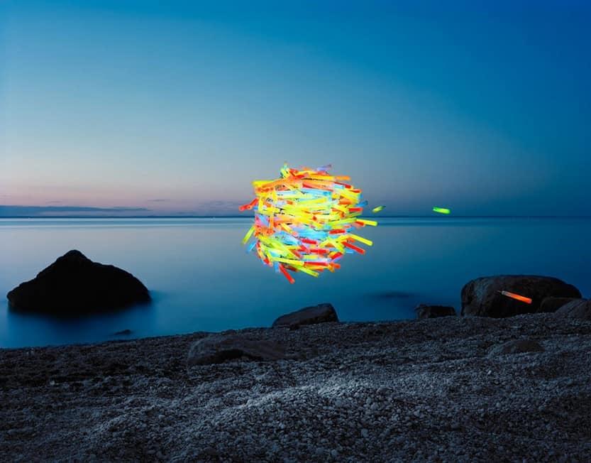 Glow Sticks No. 1. | Thomas Jackson.