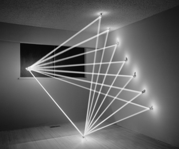 Thought Form (Fan), 2012. (Courtesy of James Nizam.)