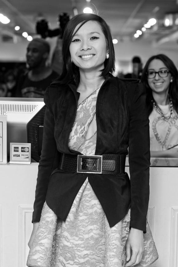 Monica Phromsavanh. (NaShish Scott/Quiet Lunch Magazine.)