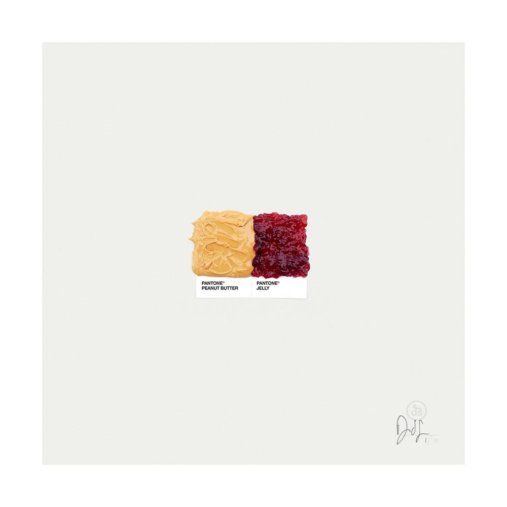 Peanut Butter & Jelly. | David Schwen.