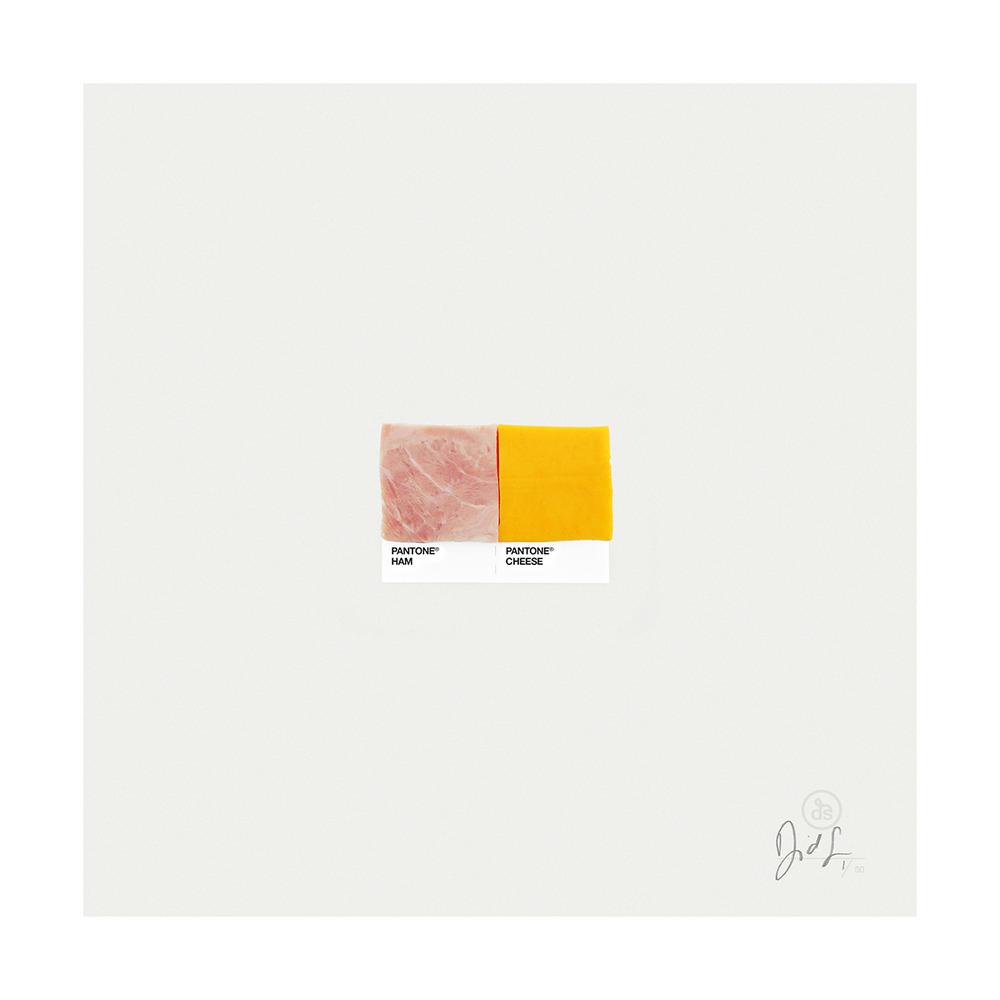 Ham & Cheese. | David Schwen.