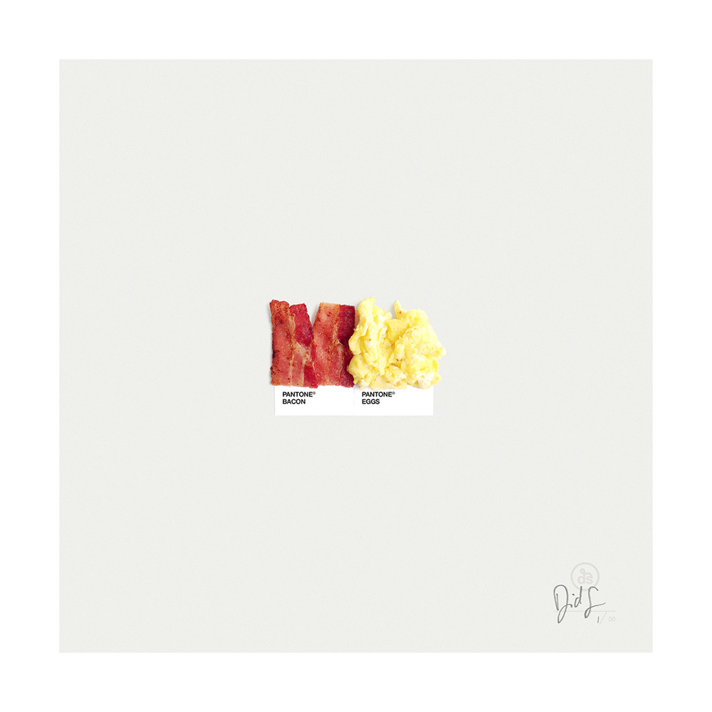 Bacon & Eggs. | David Schwen.