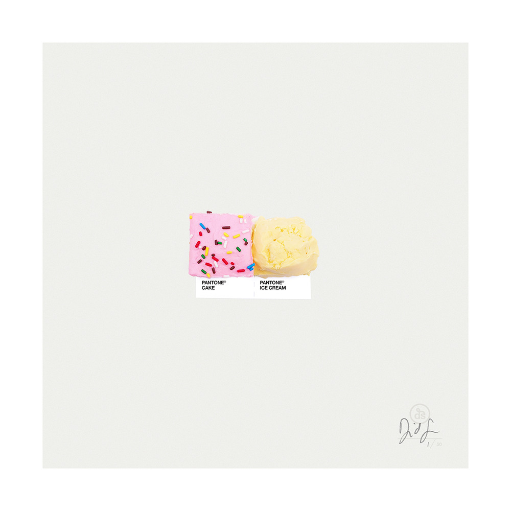 Cake & Ice Cream. | David Schwen.