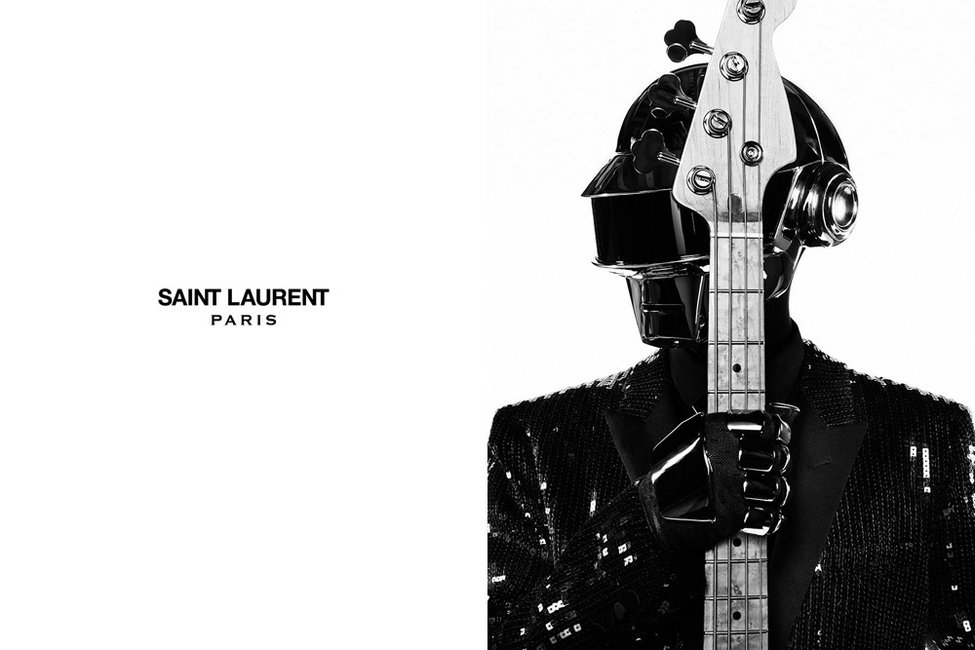 Courtesy of Saint Laurent.