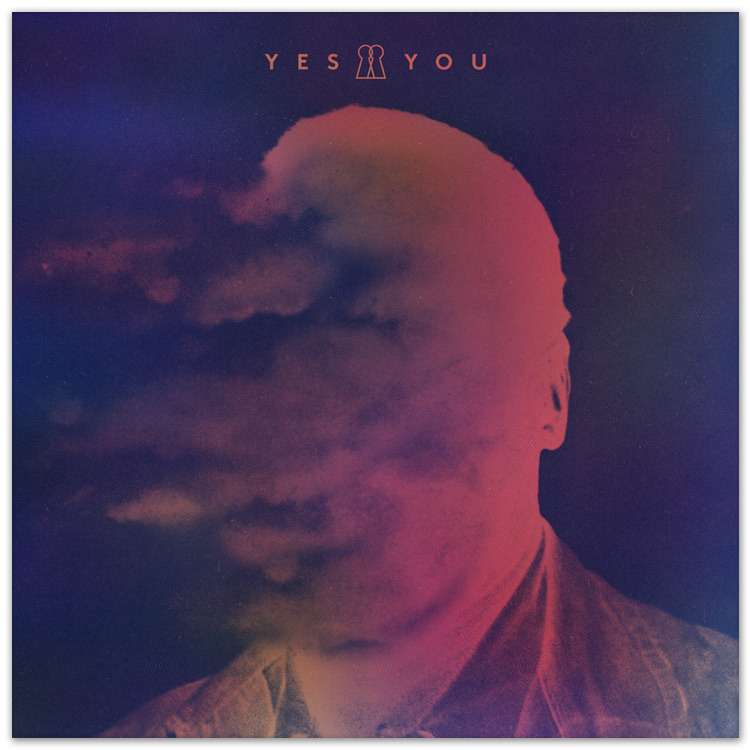 YesYou Album Artwork. (Courtesy of Sam Chirnside.)