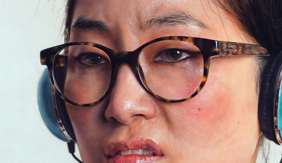 Modern Lady-Angry Pregnant Woman. (Courtesy Kang Kang-hoon.)
