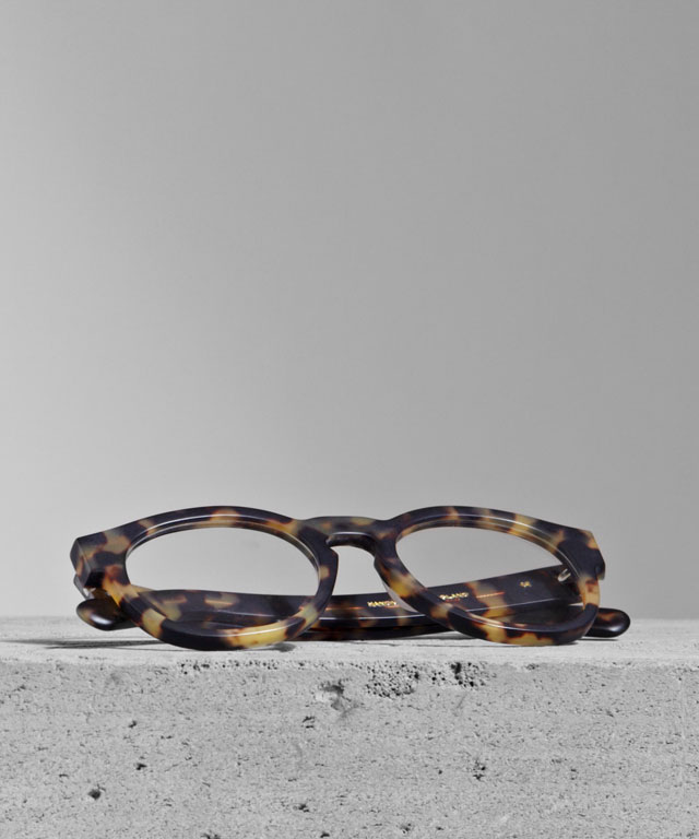 Larke Unisex Gill Matt Safari Sunglasses. (Courtesy of Larke.)