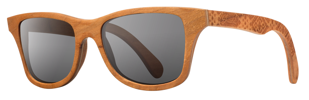 Canby x Pendleton x Cherry x Grey Polarized. | Courtesy of Shwood.