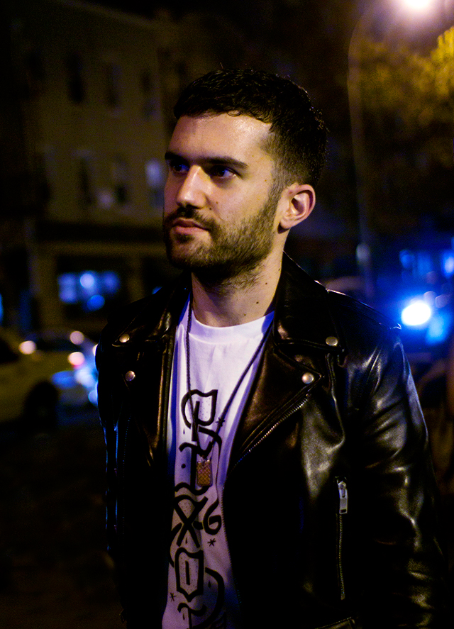 A-Trak. (Michael Della Polla/Quiet Lunch Magazine.)