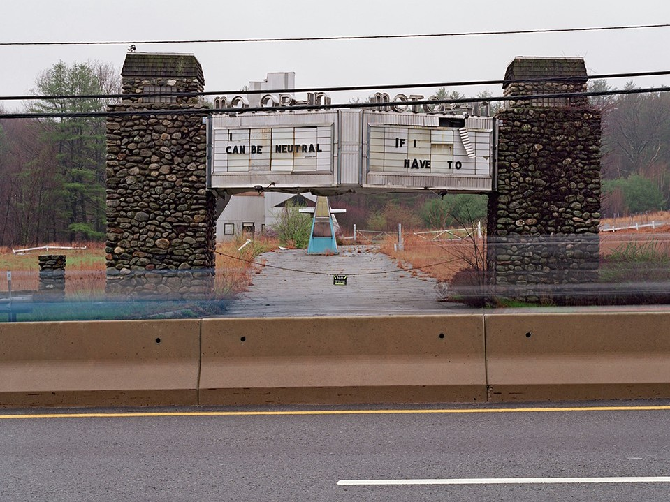 Untitled, Route 146. | Victoria Crayhon.