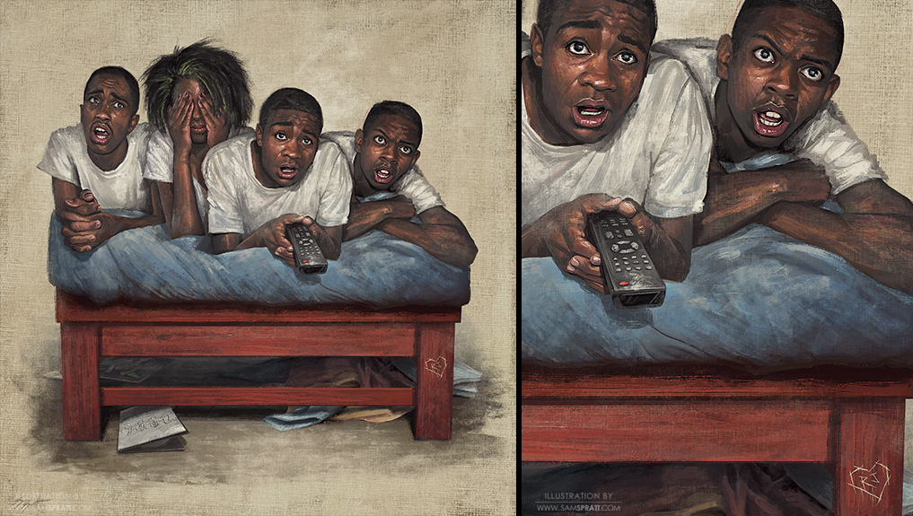 """Home Movies"". 